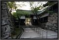 松江城の一ノ門