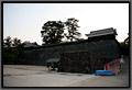 松江城の大手門跡