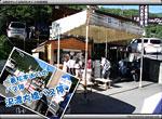 沢渡大橋駐車場〜上高地 2010 夏