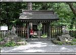 穂高神社奥宮〜上高地 2010 夏