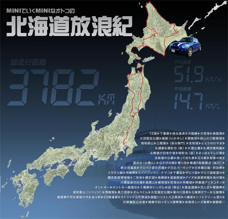 北海道放浪紀 2011夏