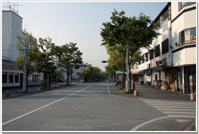掛川市の町並