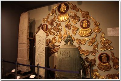 長谷寺〜宝物館の第二展示室