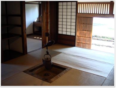 高山陣屋〜湯呑所