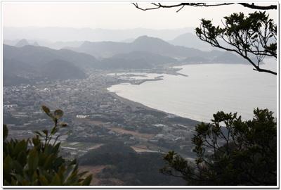 十州一覧台からの眺望