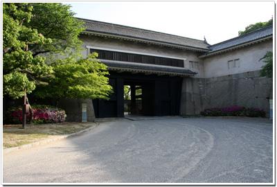 大阪城〜多聞櫓