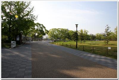 大阪城大手前広場