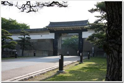 大阪城〜大手門