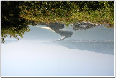 股覗きの台から見た『天橋立』