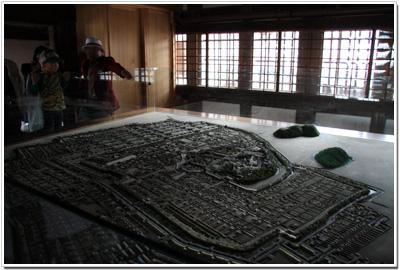 姫路城〜天守閣の中