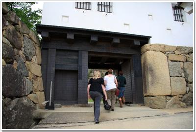 姫路城〜備前門