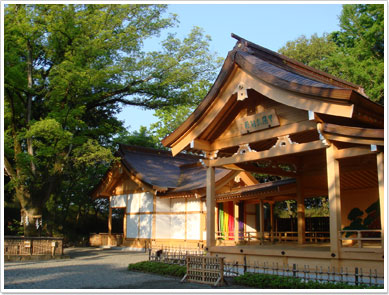 武田神社(甲陽武能殿)2
