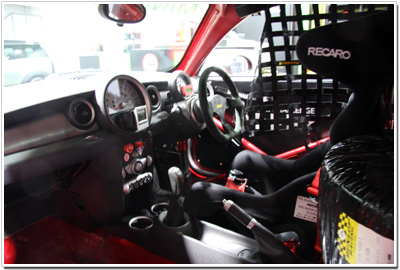 MINI RacingModify