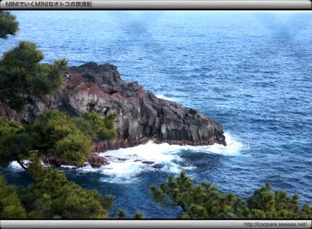 門脇崎灯台から眺める景色